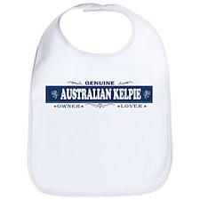AUSTRALIAN KELPIE Bib