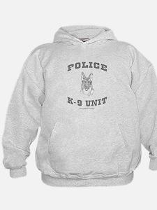 Police K9 Unit Hoodie