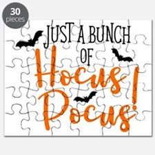 HOCUS POCUS Puzzle