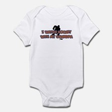 Atlanta Hockey Grandpa Infant Bodysuit