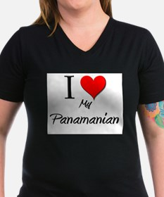 I Love My Panamanian Shirt
