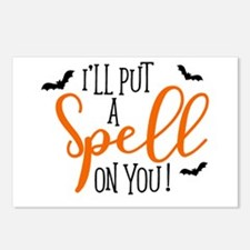 SPELL ON YOU Postcards (Package of 8)