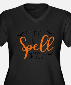 SPELL ON YOU Plus Size T-Shirt