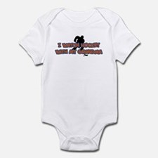 Atlanta Hockey Grandma Infant Bodysuit