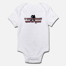 Atlanta Hockey Daddy Infant Bodysuit