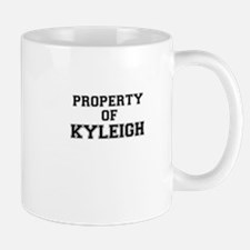 Property of KYLEIGH Mugs