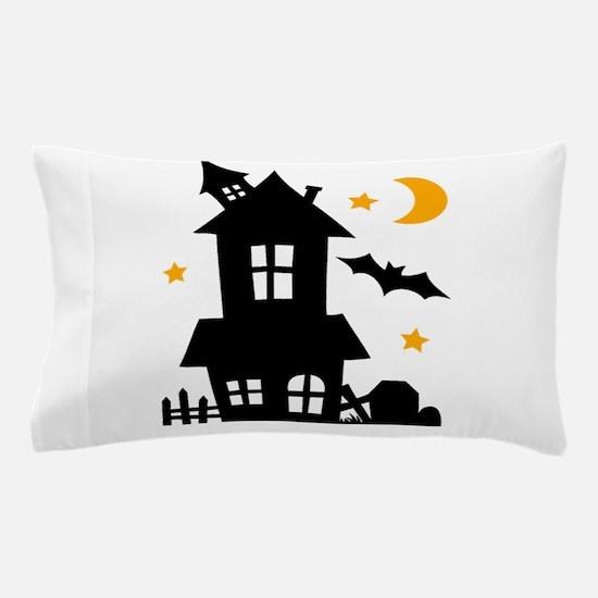 SPOOKY HOUSE Pillow Case