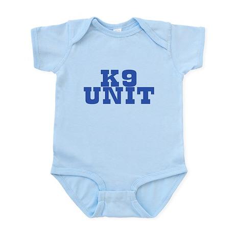 K9 Unit Infant Bodysuit