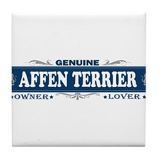 AFFEN TERRIER Tile Coaster
