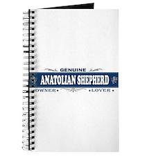 ANATOLIAN SHEPHERD Journal