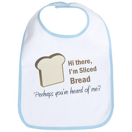 Sliced Bread Bib