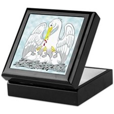 Order of the Pelican Keepsake Box