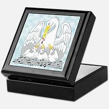 Order of the Pelican Keepsake Box