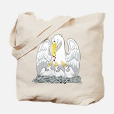 Order of the Pelican Tote Bag