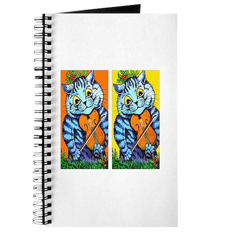 VINTAGE CAT ART Journal