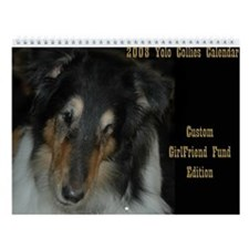2008 Yolo Collies Custom Calendar