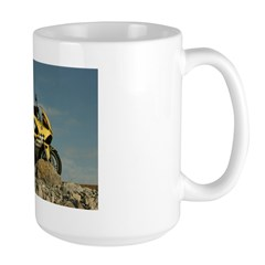 Celticus Taxi KRS Moon And Motorcycle Mugs