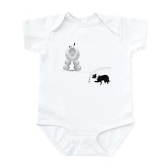 Snow Sheep Infant Bodysuit
