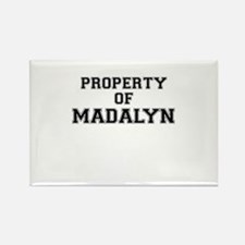 Property of MADALYN Magnets