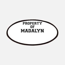 Property of MADALYN Patch