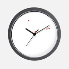 STALLONE thing, you wouldn't understand Wall Clock