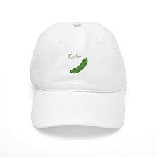 kosher pickle Baseball Cap