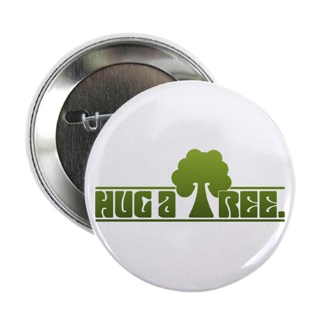 "Hug a Tree 2.25"" Button (10 pack)"