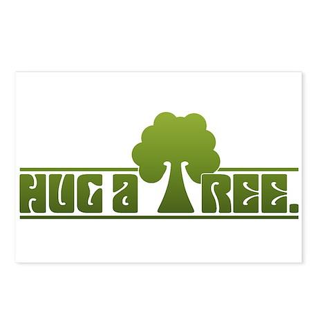 Hug a Tree Postcards (Package of 8)