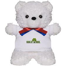 Hug a Tree Teddy Bear
