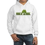 Hug a Tree Hooded Sweatshirt