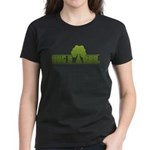 Hug a Tree Women's Dark T-Shirt