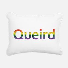 Queird (gay) Rectangular Canvas Pillow