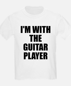 I'm with the guitar player T-Shirt