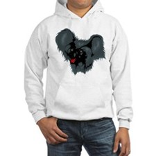Chinese Crested Hoodie