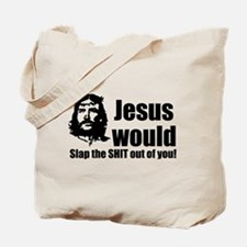 Jesus Slap! Tote Bag