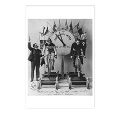 Mile-a-Minute Murphy Postcards (Package of 8)