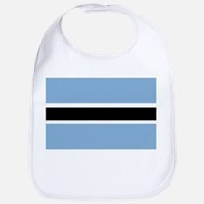 Botswana Country Flag Bib