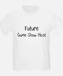 Future Game Show Host T-Shirt