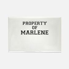 Property of MARLENE Magnets
