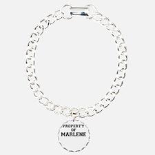 Property of MARLENE Bracelet