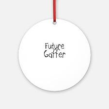 Future Gaffer Ornament (Round)