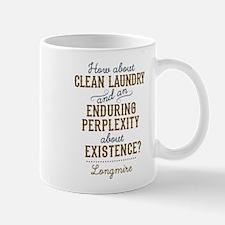 Longmire Clean Laundry Mugs