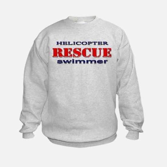 Unique Helicopters Sweatshirt