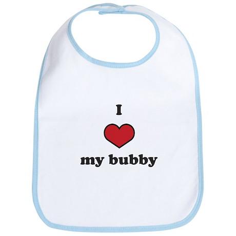 I love my bubby Bib