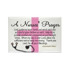 A Nurses PRAYER BEST Magnets