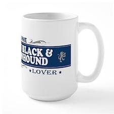AMERICAN BLACK AND TAN COONHOUND Mug