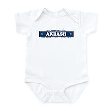 AKBASH Infant Bodysuit
