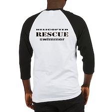 Cute Uscg rescue swimmer Baseball Jersey