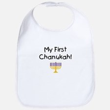 My First Chanukah Bib