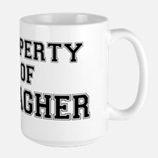 Property of MEAGHER Mugs